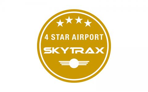 Bush Airport joins Hobby Airport with a historic 4-star rating
